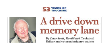 Fleetwatch Vol. 68 – 53 years of Trucking